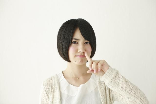 鼻への副作用